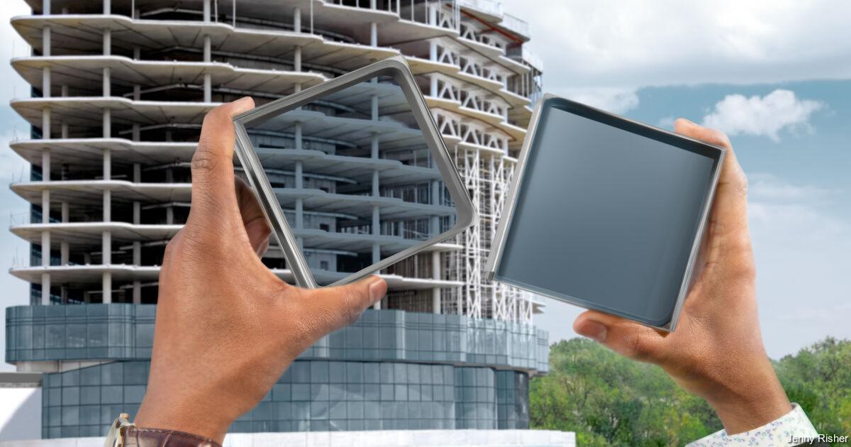 Spandrel Glass   Make Fa U00e7ades And Curtain Walls Appear