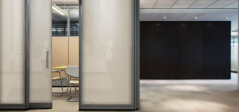 Reveal Electronically Controlled Privacy Glass from Guardian Glass