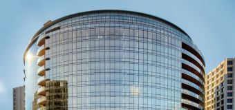 Guardian Glass SunGuard SN 54 - The Hepburn building exterior photographed by Sam Kittner