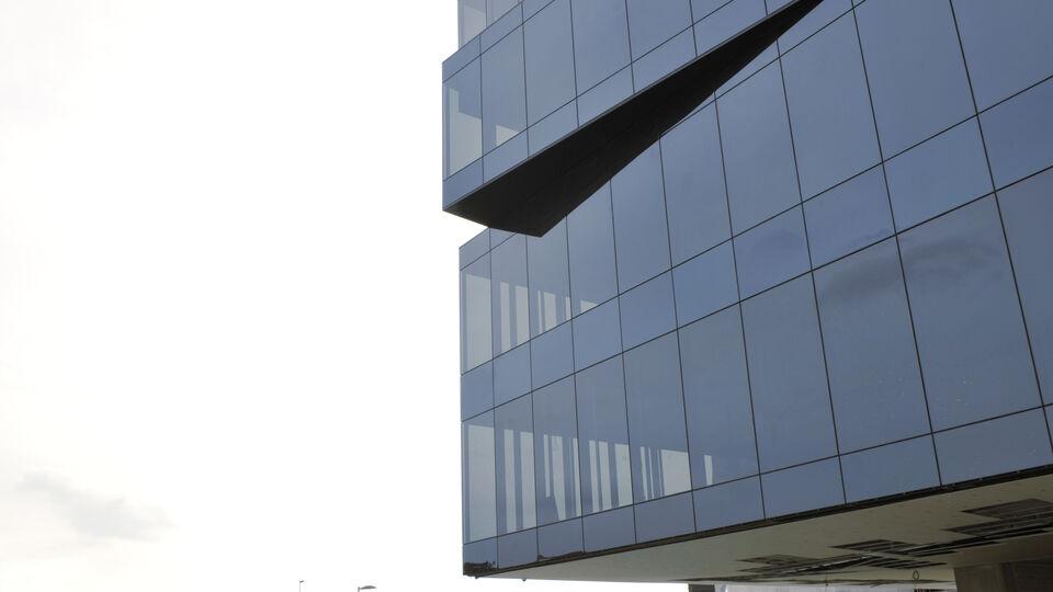 SunGuard Spandrel HT glass on CISGA Innovation Center, Santander, Spain