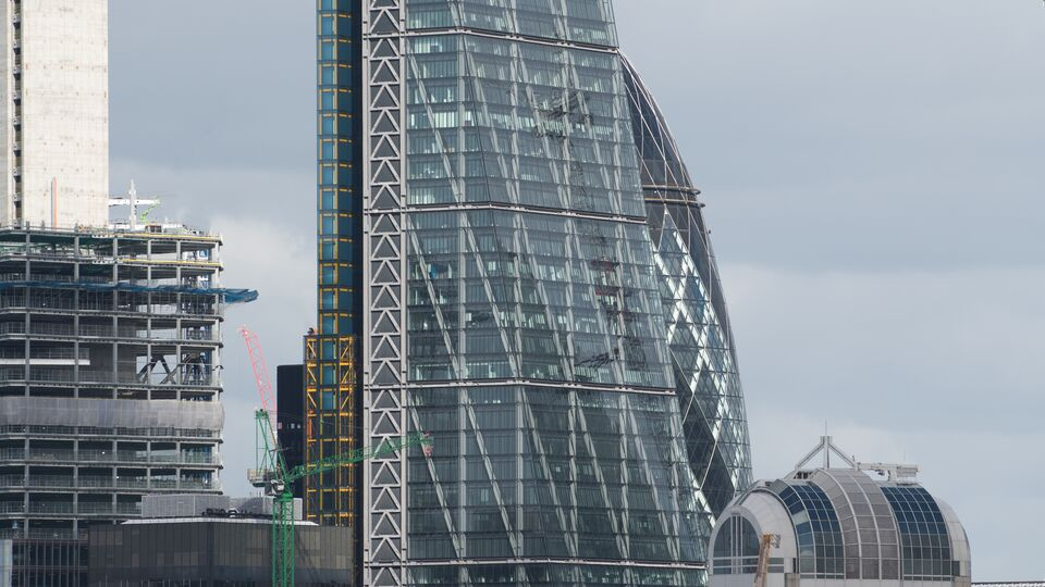 Leadenhall Cheesegrater