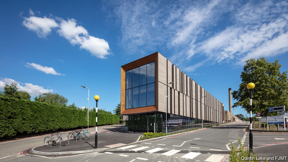Wolfson Centre, Oxford
