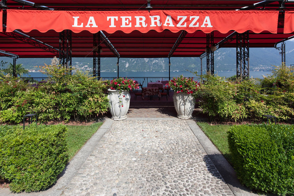 Hotel Belvedere Bellagio La Terrazza Restaurant At The