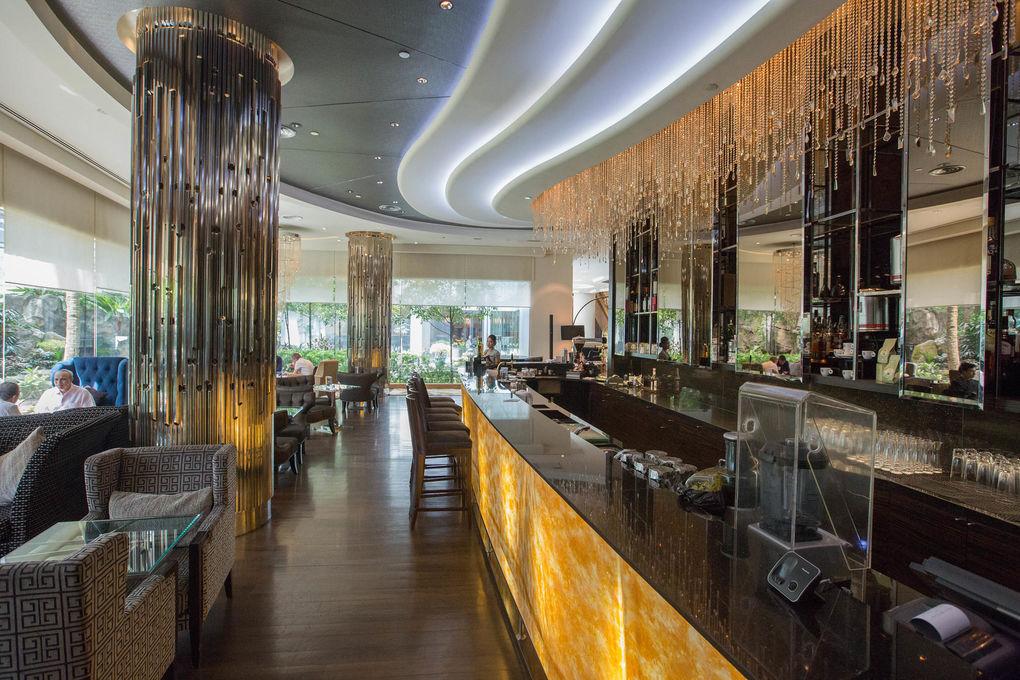 Bentley's pub, intercontinental hotel kuala lumpur