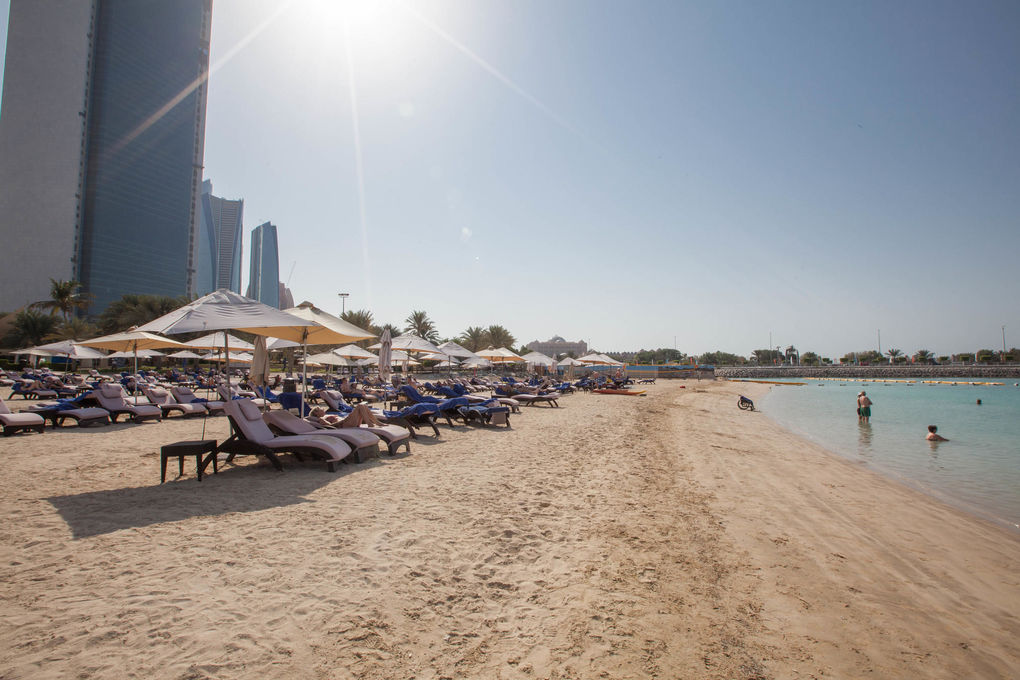 Radisson Blu Hotel Resort Abu Dhabi Corniche Beach At