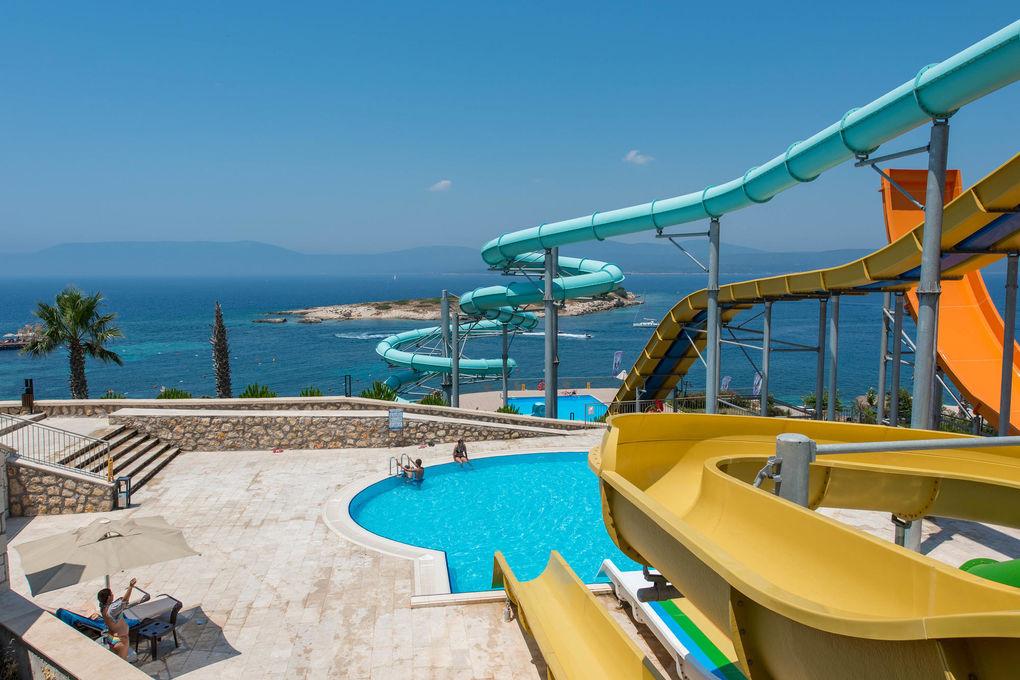 Euphoria Aegean Resort Spa The Aqua Pool At The Euphoria