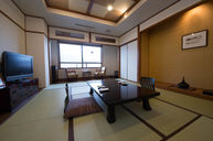 Asian Taste Twin Room with Shared Bath