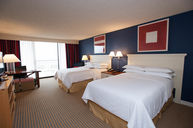 Double Bed Deluxe Room at the Bay Tower