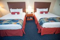Double Full Standard Oceanfront Room