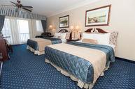 Double Queen Balcony Ocean Vew Room