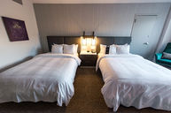 Guest Room with Two Double