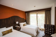 Hacienda Pure Deluxe Double Room (Gold)
