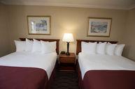 Double Queen Room with Carpet