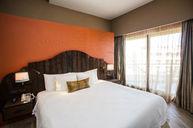Hacienda Grand Deluxe King Room with Sky Terrace (Platinum)
