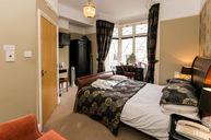 Double Room (Flower Comforter)