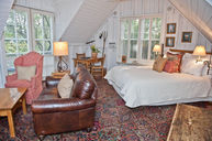 Hayloft Room at the Carriage House