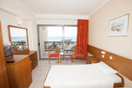 Double Room with Balcony and Sea View (PRE-RENOVATION)