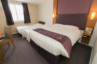 Double Room With Extra Single Bed