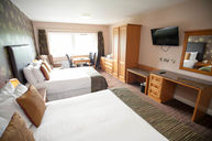 Higher Level Double Double Room