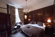 Double Room Wood Panelled