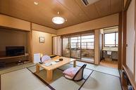 Honkyakuden Room with Open Air Bath (Rotenburo)