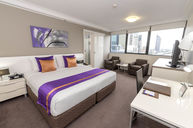 Hotel Riverview Room