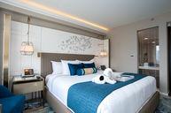 Imperial Club Floor King Bed
