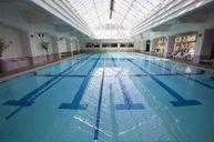 Indoor Hot Spring Pool