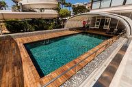 Indoor-Outdoor Pool