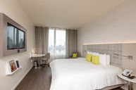 Innside Deluxe King City View Room
