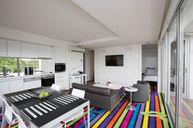 2-Bedroom Top Floor Cityscape Suite