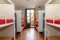 Eight-Bed Dorm
