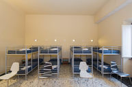 Eight Person Female Dorm with Bathroom