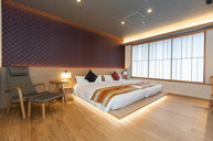 Japanese Modern Special Room with Hot Spring (Stone Bath)