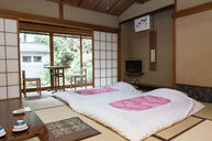 Japanese Room with Side View