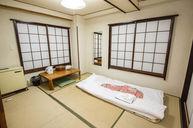 Japanese Single Room with Shared Bath