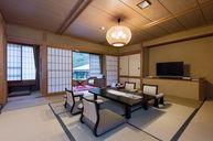 Japanese-Style Room Kakitsubata
