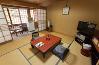 Japanese Style Room with Eight Tatami-Mats