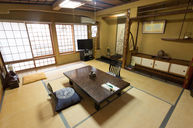 Japanese Style Room with Ten Tatami-Mats