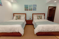 Juior Suite Two Double Beds