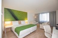 Junior Double Twin Suite Green