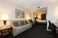 Junior King Suite with Sofa Bed