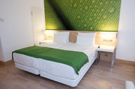 Junior Double Twin Suite Green