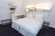 Junior Suite Twin Beds