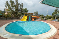 Kids Pool with Slide