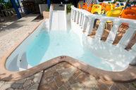 Kid's Slide Pool
