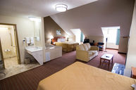 King and Queen Jacuzzi Suite