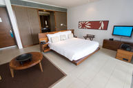 King Bed Pool View Room