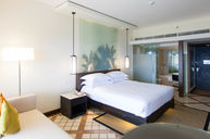 King Deluxe Plus Room (Sea View)
