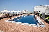 Estrellas Rooftop Pool